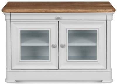 Clemence Richard Tuscany Painted Oak TV Cabinet