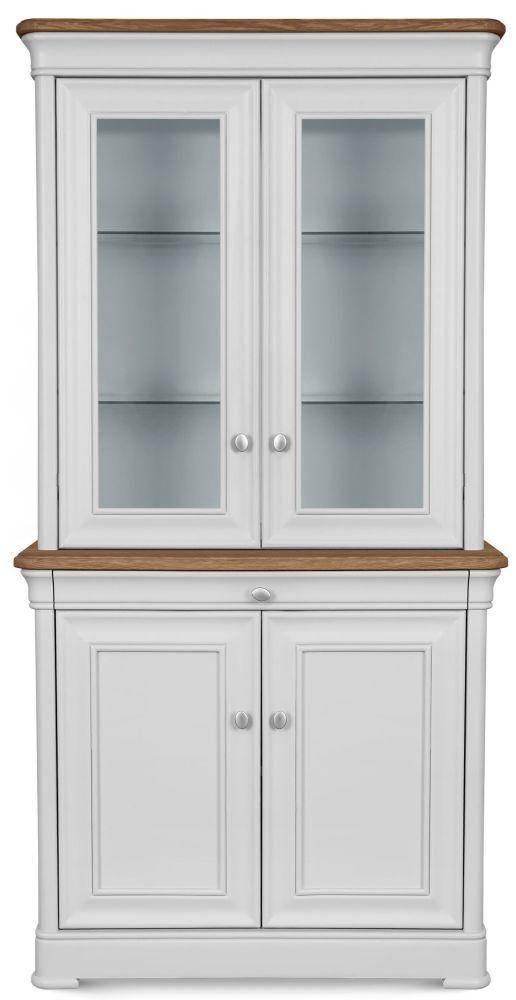 Clemence Richard Tuscany Painted Oak Narrow Dresser