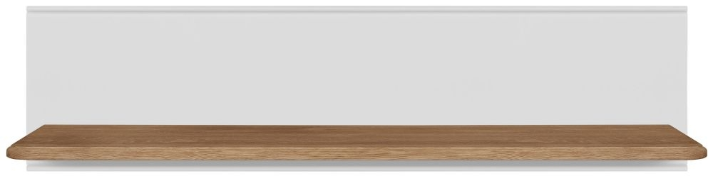 Clemence Richard Tuscany Painted Oak Shelf
