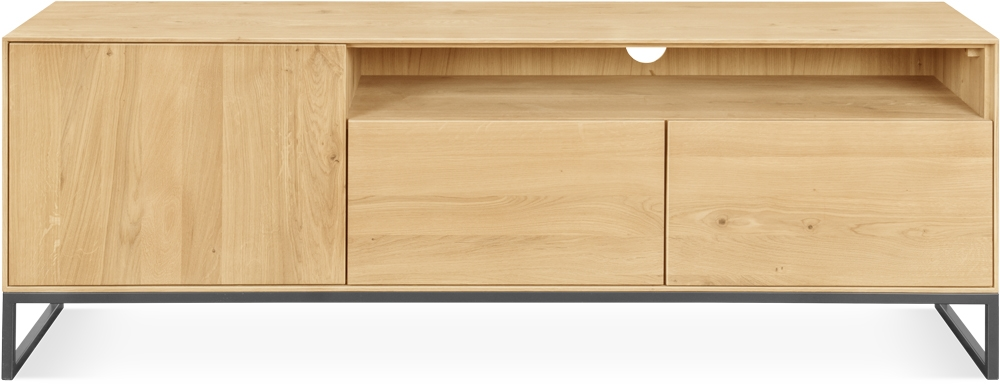 Clemence Richard Verona Oak TV Unit