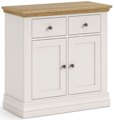 Corndell Annecy Oak Top Mini Sideboard