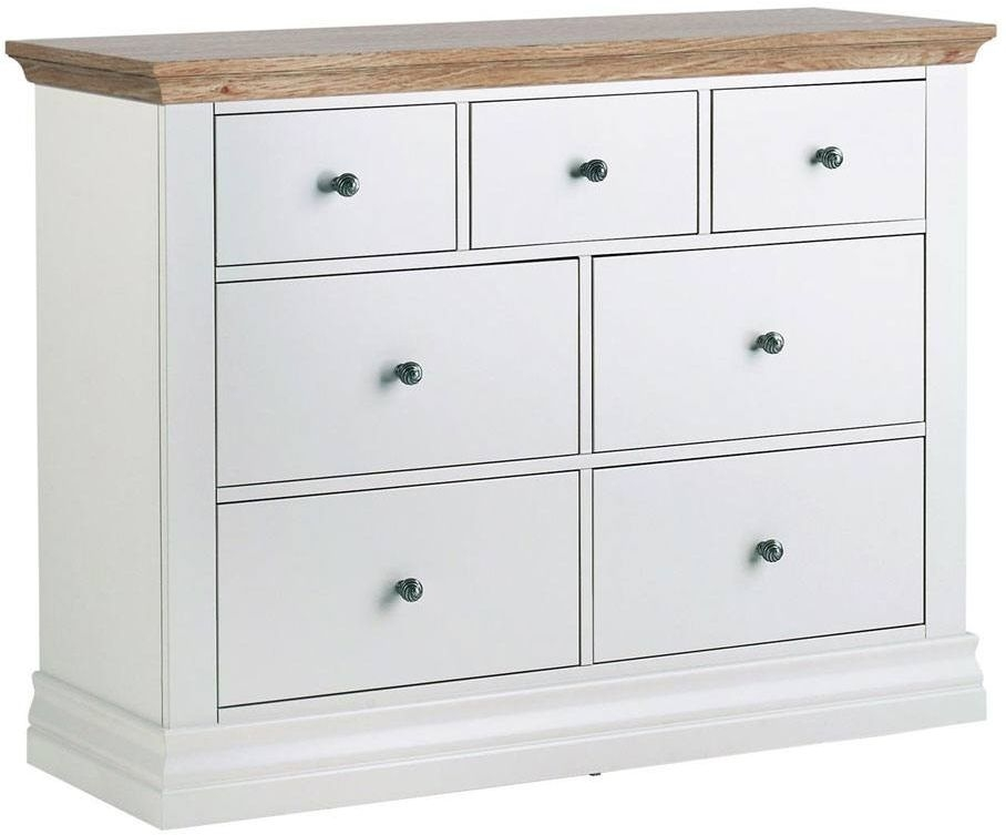 Corndell Annecy Painted 4+3 Drawer Chest