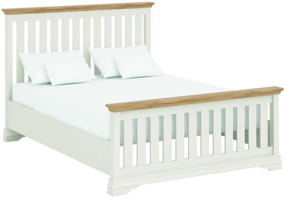 Corndell Annecy Oak Top Imperial Bed