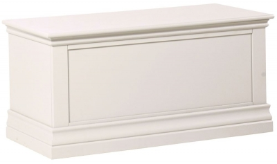 Corndell Annecy Buttermilk Blanket Box