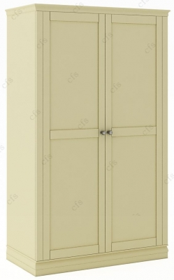 Corndell Annecy Buttermilk Narrow Wardrobe