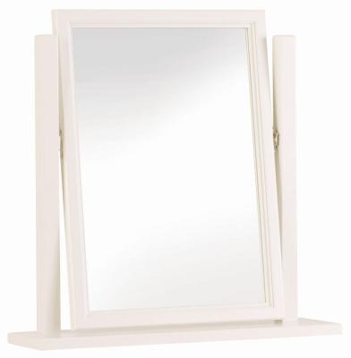 Corndell Annecy Buttermilk Vanity Mirror