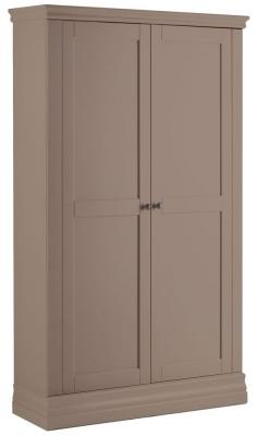 Corndell Annecy Fawn Narrow Wardrobe