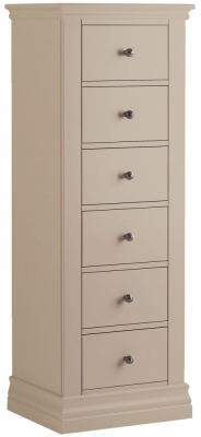 Corndell Annecy Tapue 6 Drawer Tallboy