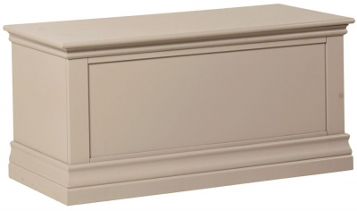 Corndell Annecy Taupe Blanket Box