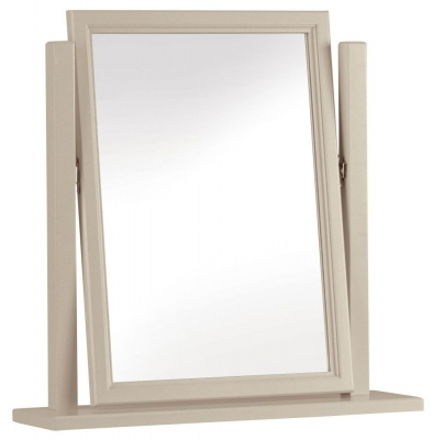 Corndell Annecy Taupe Vanity Mirror