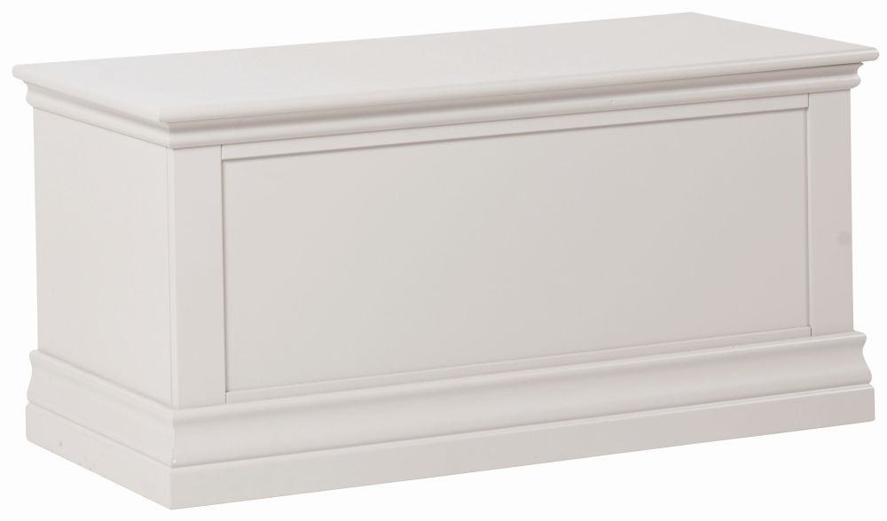 Corndell Annecy Cotton Painted Blanket Box