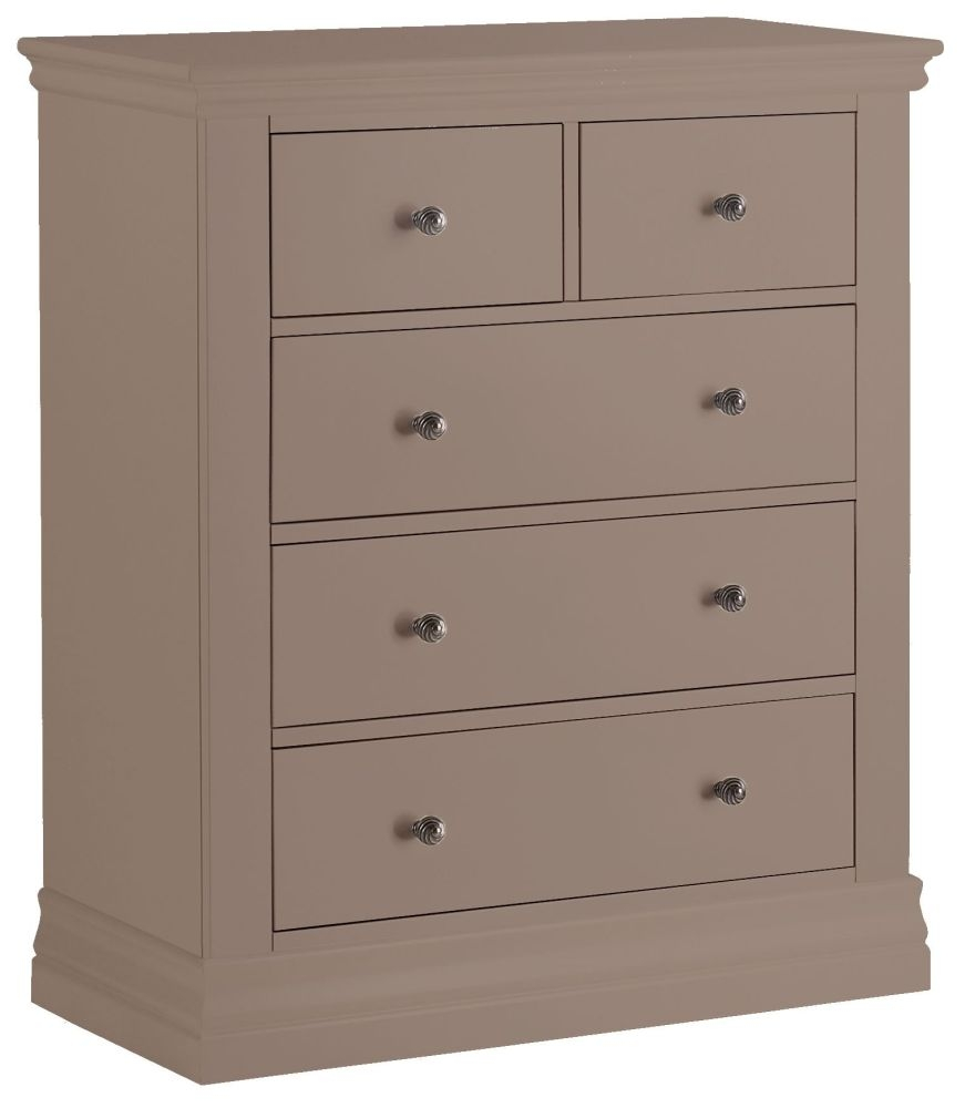 Corndell Annecy Fawn 2 + 3 Chest of Drawer