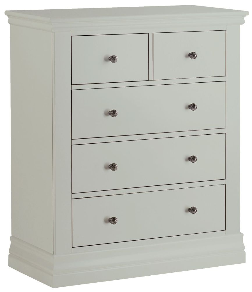 Corndell Annecy Haze 2 + 3 Chest of Drawer