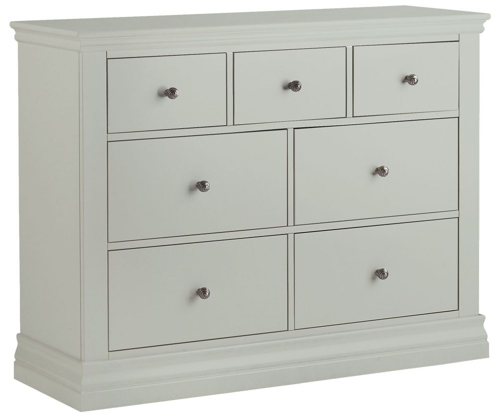Corndell Annecy Haze 4+3 Drawer Chest