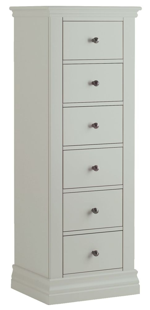 Corndell Annecy Haze 6 Drawer Tallboy