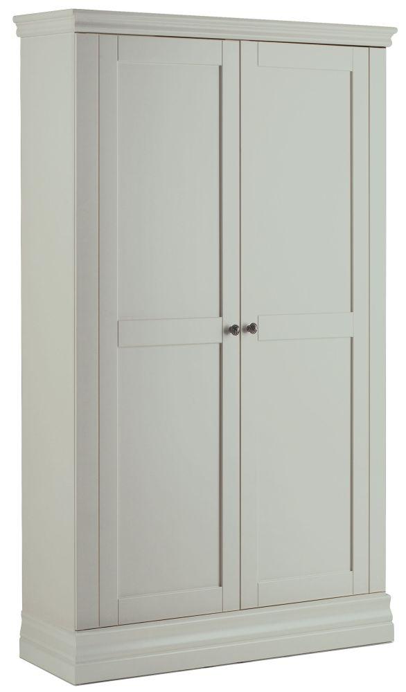 Corndell Annecy Haze 2 Door Double Wardrobe