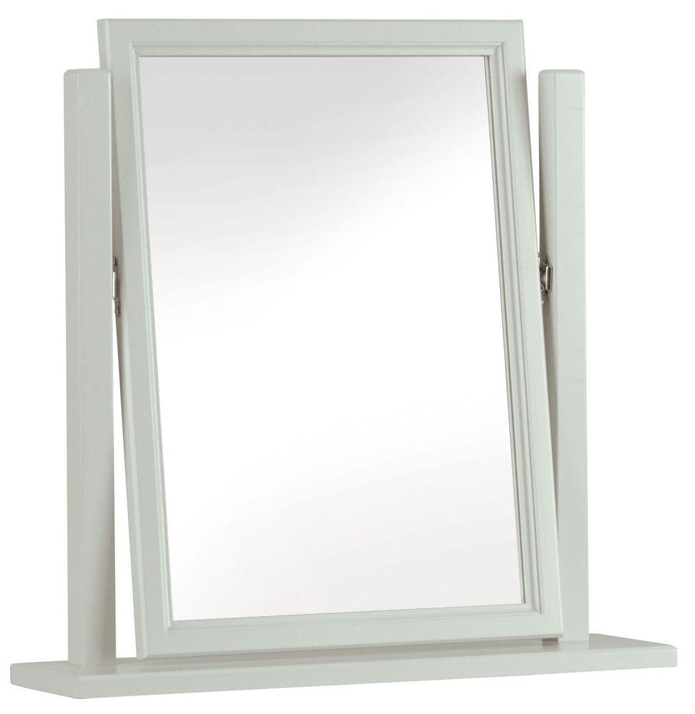 Corndell Annecy Haze Vanity Rectangular Mirror