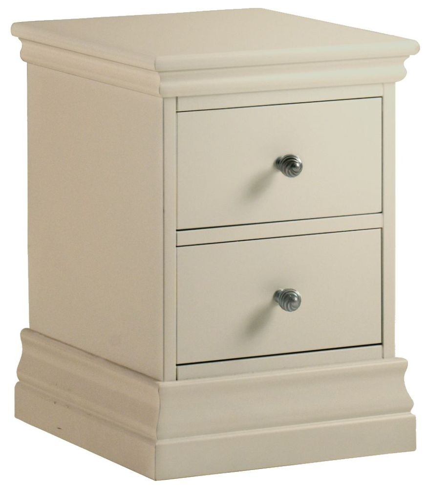 Corndell Annecy Ledum Narrow Bedside Cabinet