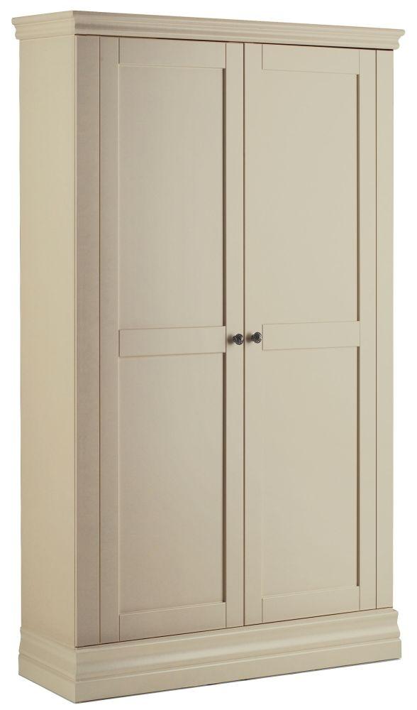 Corndell Annecy Ledum Narrow Wardrobe