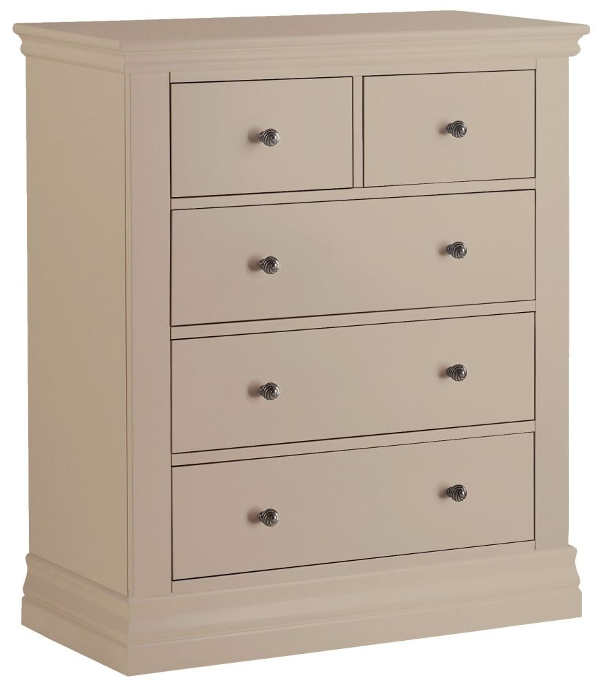 Corndell Annecy Tapue 2 + 3 Chest of Drawer