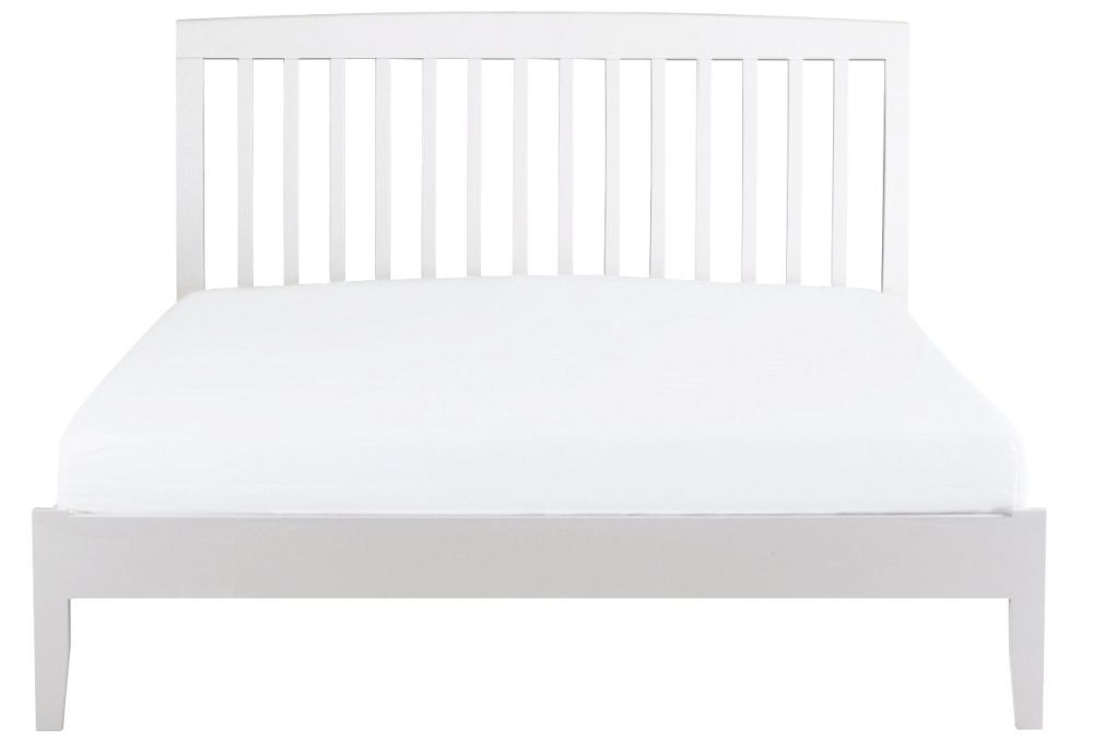 Corndell Annecy White Bed