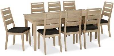 Corndell Blenheim Dining Set - Extending with 6 Chairs