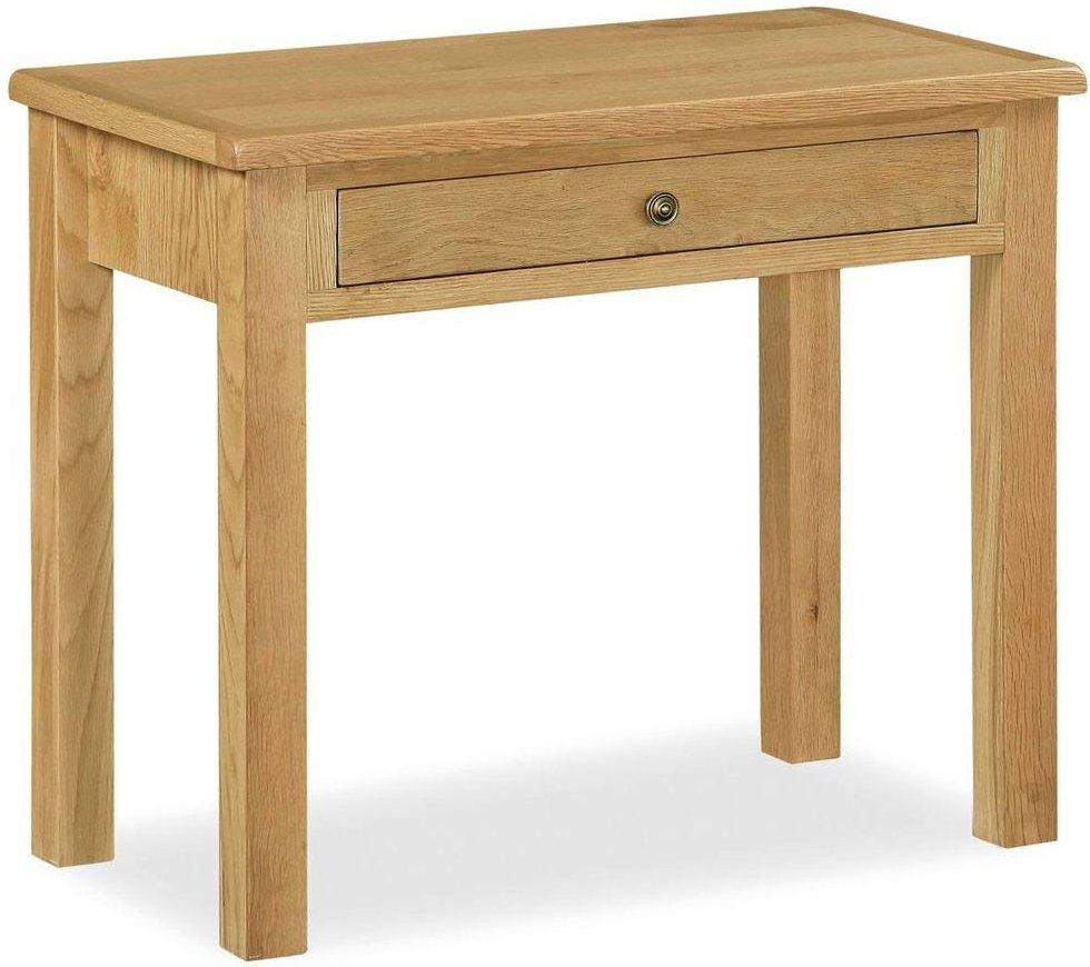 Corndell Lovell Lite Oak Desk