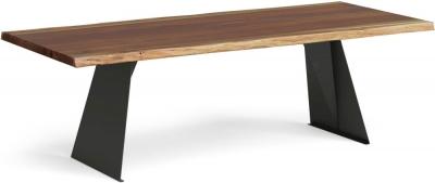 Corndell Milan 240cm Live Edge Dining Table