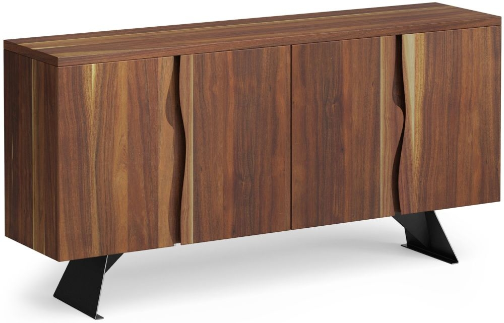 Corndell Milan Sideboard - Wood and Metal