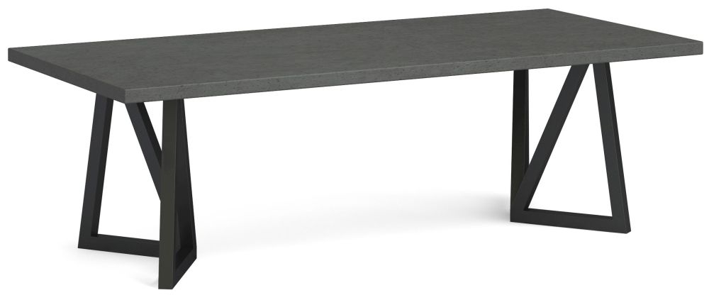 Corndell St James Westminster 210cm Dining Table