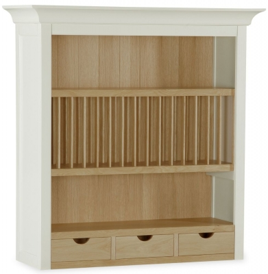 Corndell Tetbury Painted Small Open Hutch