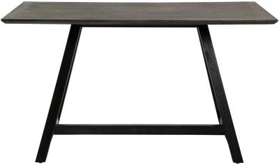 Dan Form Dumas Grey 160cm Rectangular Counter Dining Table