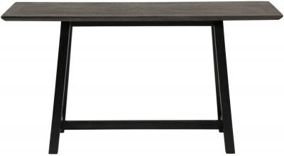 Dan Form Dumas Grey Rectangular Console Table