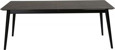 Dan Form Passo Grey 200cm-300cm Rectangular Extending Dining Table