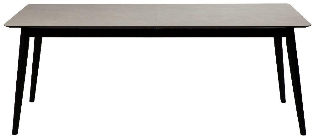 Dan Form Passo Light Grey 200cm-300cm Extending Dining Table