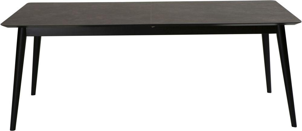 Dan Form Passo Grey 200cm-300cm Extending Dining Table