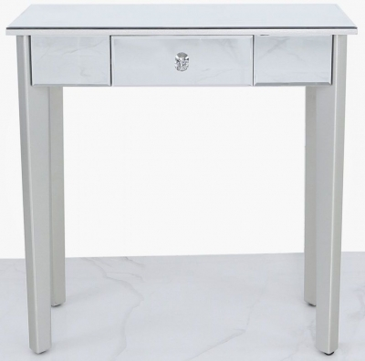 Allegan Mirrored Console Table