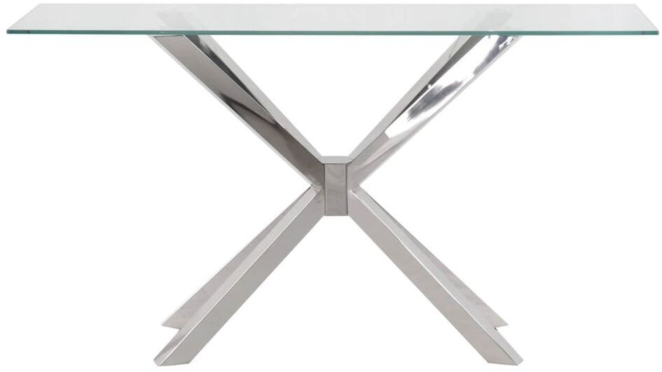 Aston Glass Console Table