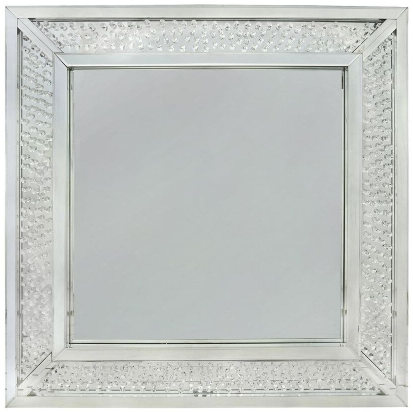 Castro Square Wall Mirror - 100cm x 100cm