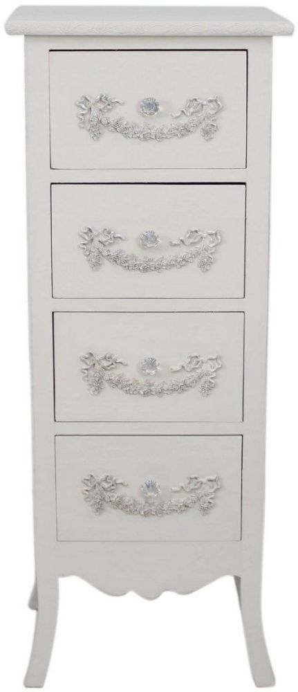 Cirq Mocha 4 Drawer Chest