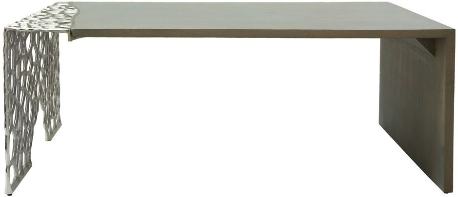 Emmaus Grey Coffee Table
