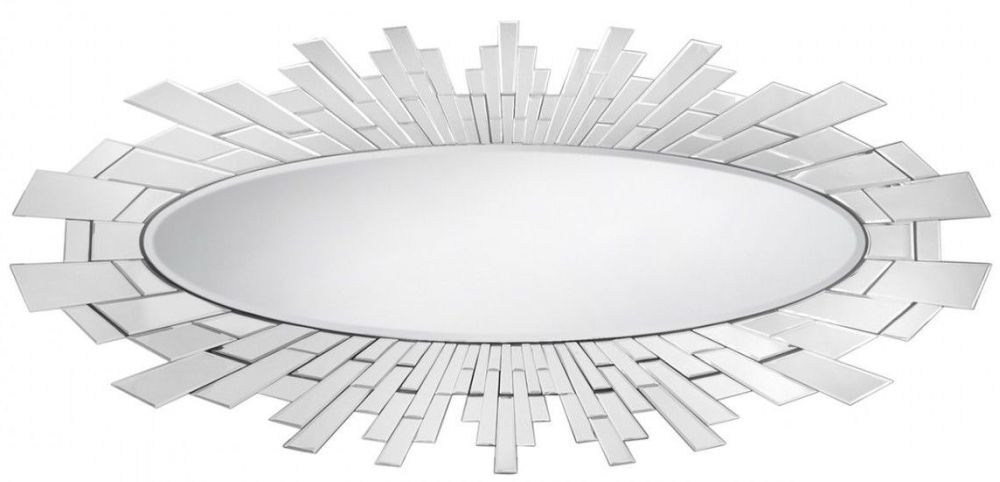 Starburst Sunburst Wall Mirror