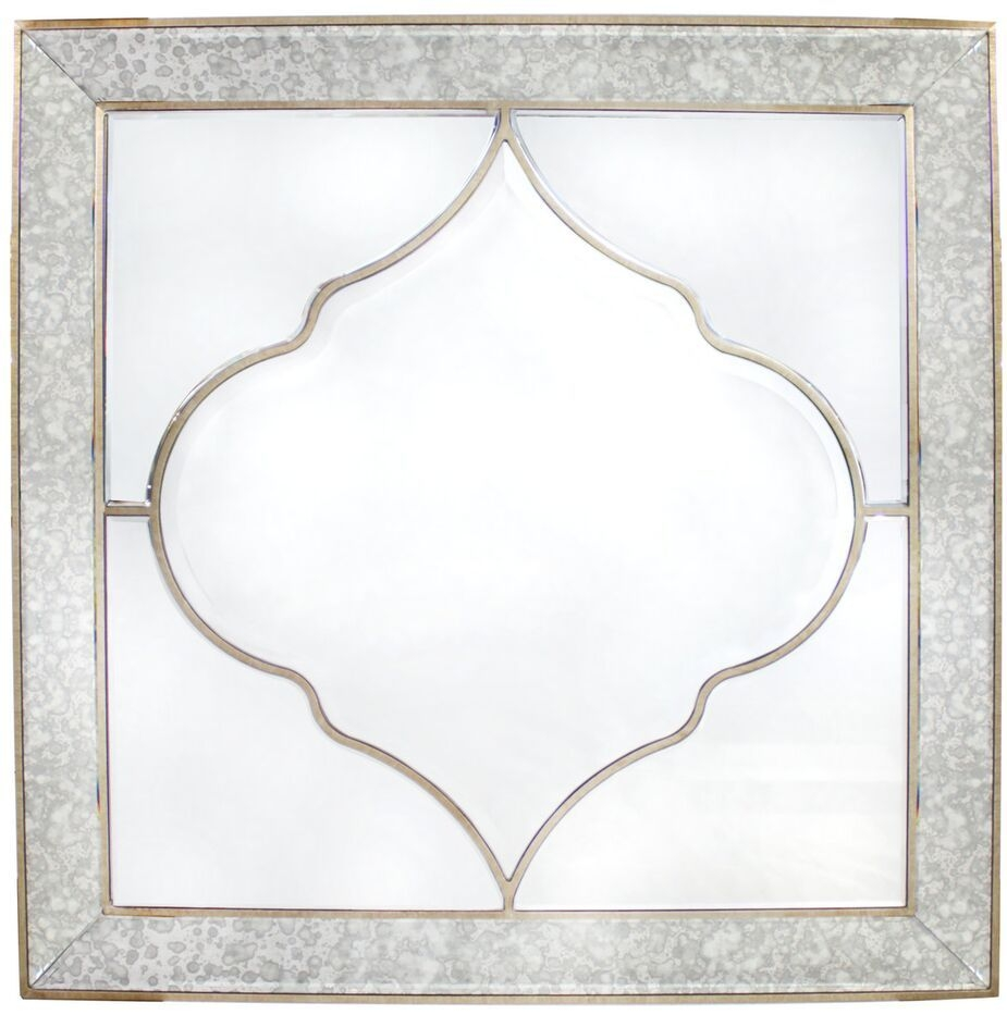 Morocco Antique Wall Mirror