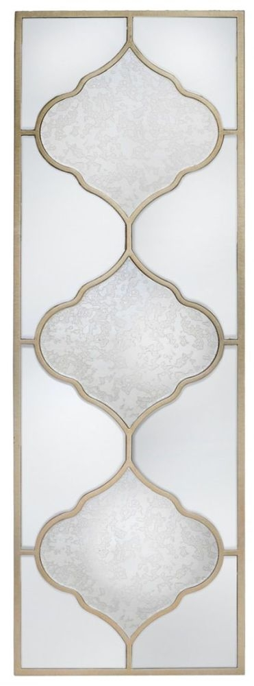 Morocco Vertical Wall Mirror - Rectangular