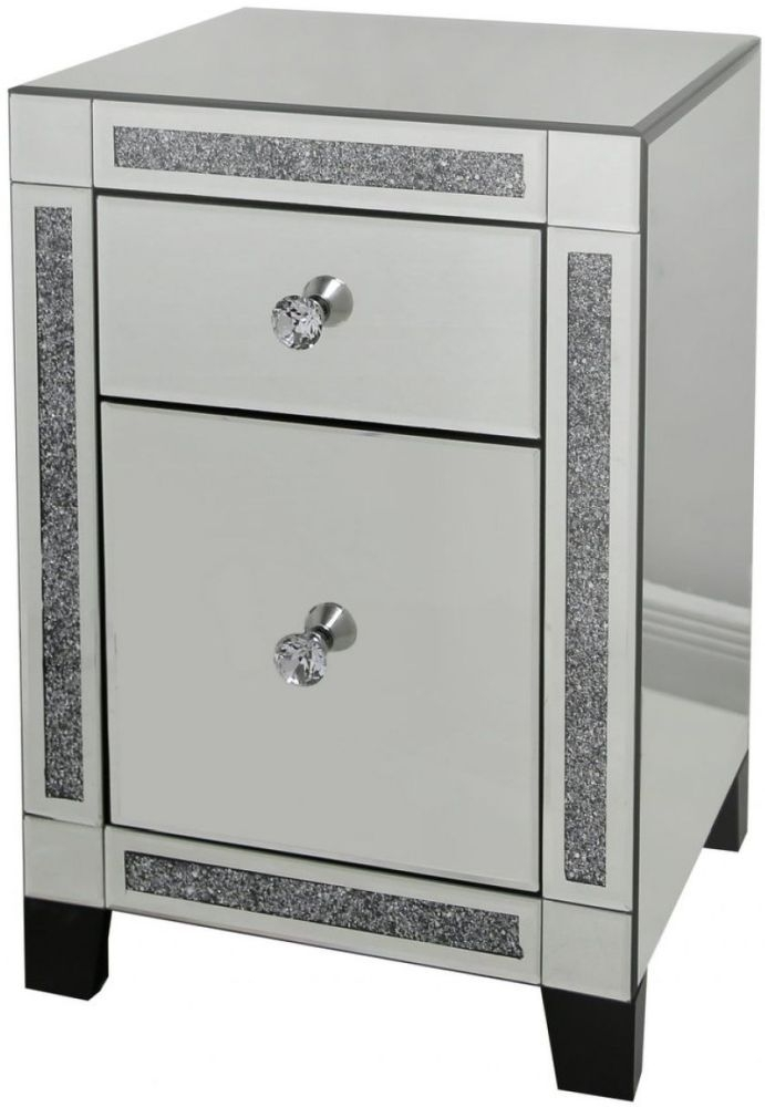 dp mirrored drawers co kitchen venetian home uk drawer amazon mirror chest over