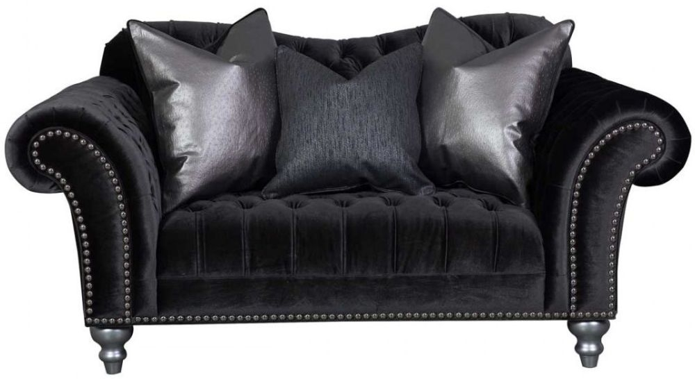 Guildford Charcoal Lorraine 2 Seater Sofa