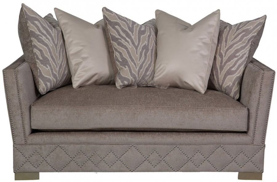 Guildford Light Taupe Jewel 2 Seater Love Seat