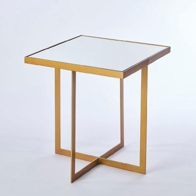 Deknudt Bronze Small Console Table