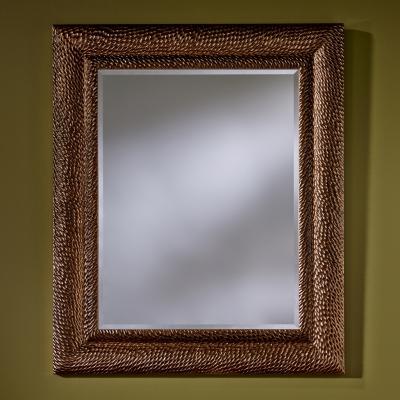 Deknudt Dragon Copper Wall Mirror