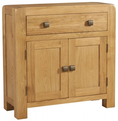 Avon Oak 2 Door Small Sideboard